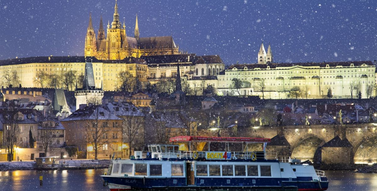 2-hou Advent cruise with lunch and aperitif, Thursday - Sunday