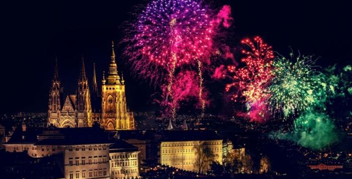 Новогодний круиз в Праге