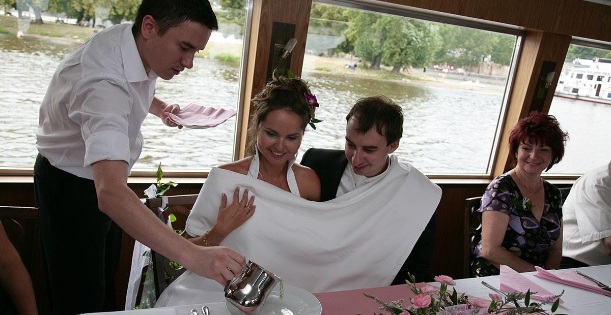 Die Hochzeit