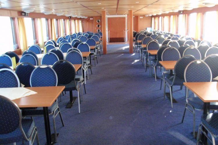 Prostory na konferenci