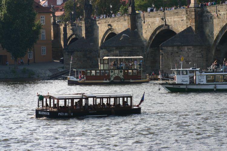 Blatouch - Karlův most