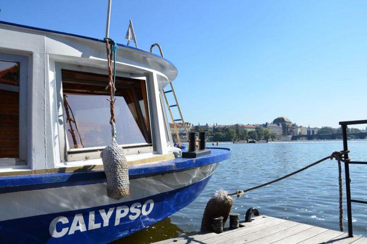 Calypso - kotviště