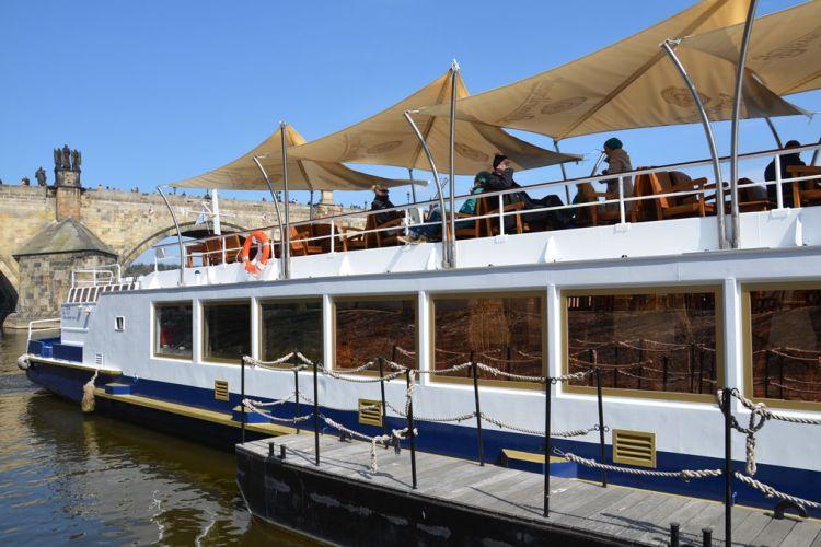 Luznice Boat