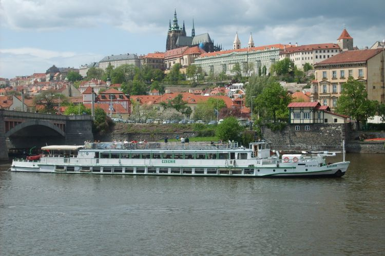 Czechie - Prague castle