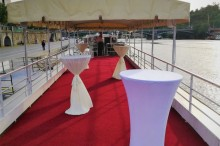 Výzdoba na lodi