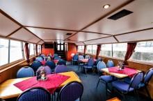 Vnitřní salon lodi