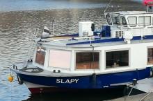 Loď Slapy