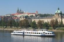 Jazzboat - Prague castle