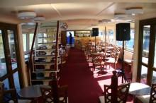 Jazzboat - interior
