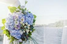 Svatba na lodi