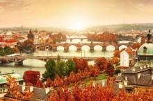 Vltava - autumn