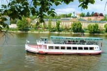 Czech Boat - cruise in Prague